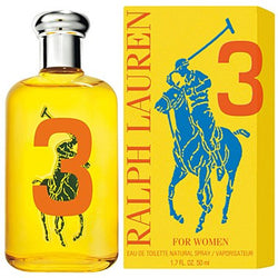 BIG PONY # 3 For Women by Ralph Lauren EDT - Aura Fragrances