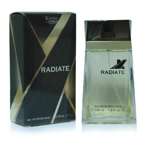 RADIATE By Creation Lamis EDTfor Men - Aura Fragrances