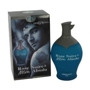 Rose Noire Absolu by Giorgio Valenti for Men - Aura Fragrances