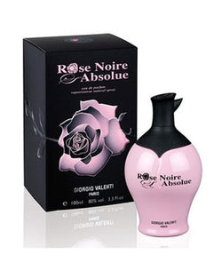 ROSE NOIRE ABSOLUE For Women by Giorgio Valenti EDP - Aura Fragrances