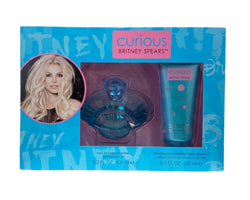 Curious 3.3 oz & 3.3 oz Body Souffle For Women
