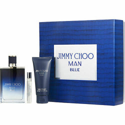 JIMMY CHOO BLUE 3.3&.25&3.3 oz
