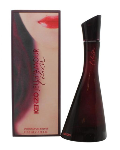 Kenzo Jeu D Amour L Elixir For Women Edp Intense