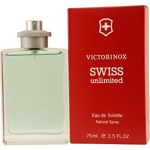 SWISS UNLIMITED By Victorinox EDTfor Men - Aura Fragrances