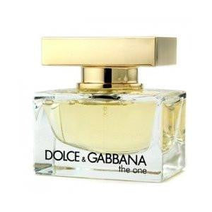 The One for Women by Dolce & Gabbana EDP