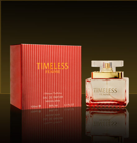 TIMELESS FEMME For Women by Platinum Collection EDP - Aura Fragrances