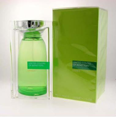 UNITED COLORS By Benetton EDT - Aura Fragrances