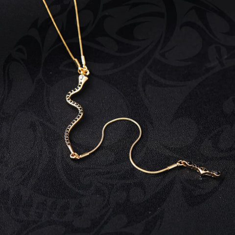 Collier Serpent Femmes Mode, miaimaou62.com