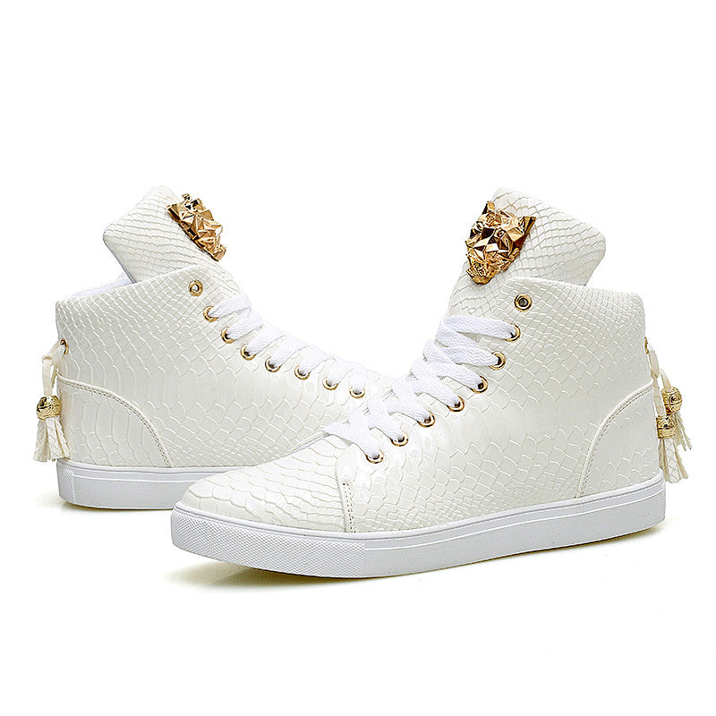 British Style Casual High Tops for $0.69 at THOKO PLACE