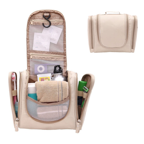 Multifunction Toiletry Makeup Cosmetics Organizer for $0.19 at THOKO PLACE