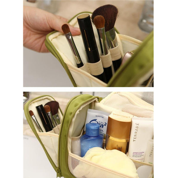 Multifunction Toiletry Makeup Cosmetics Organizer for $0.20 at THOKO PLACE