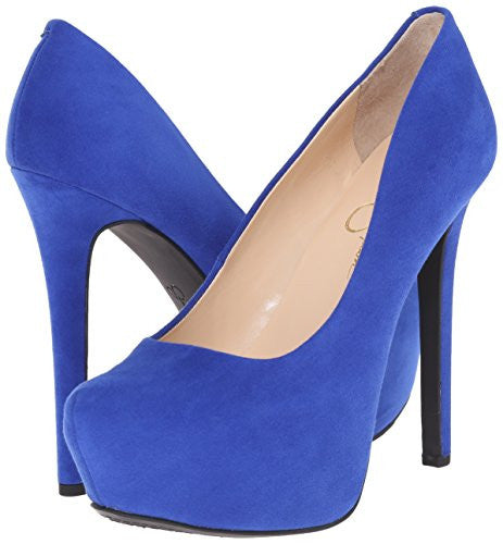 Jessica Simpson Women's Jasmint Platform Pump for $0.69 at THOKO PLACE