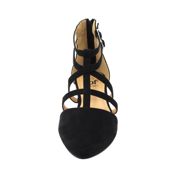 Betani  Double Ankle Strap T-strap Ballerina Flats for $0.40 at THOKO PLACE
