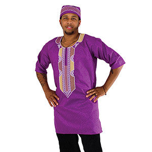 Regal Dashiki for $0.34 at THOKO PLACE