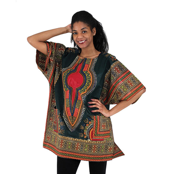 Senegal-Made Traditional Dashikis for $0.44 at THOKO PLACE