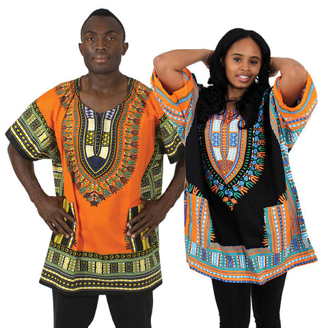 King-Size Dashiki: (C-U932) for $0.28 at THOKO PLACE