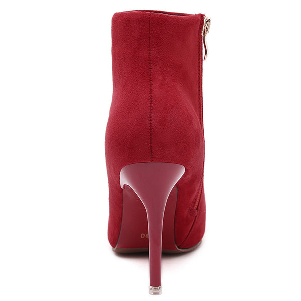 Pointed Toe Stiletto for $0.40 at THOKO PLACE