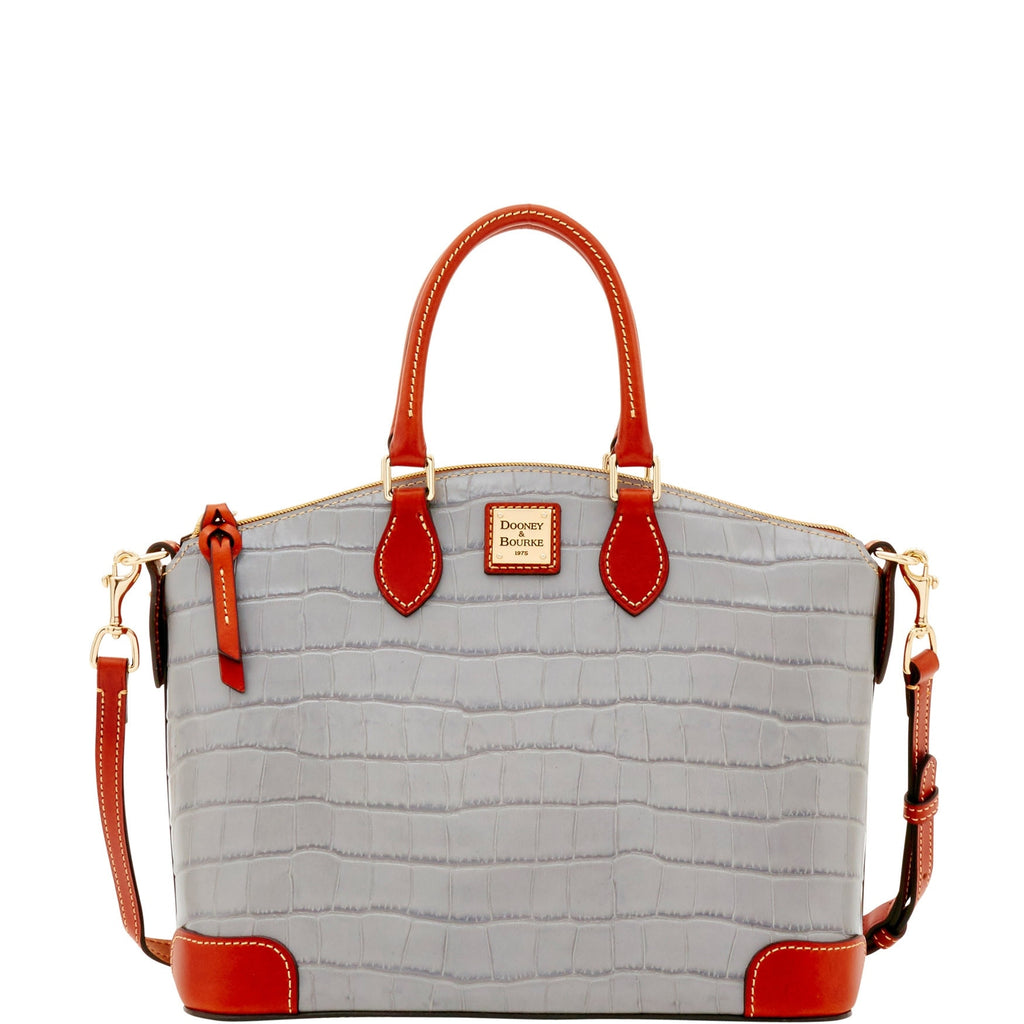 Dooney & Bourke Croco Satchel for $1.99 at THOKO PLACE