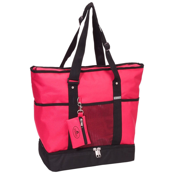 Everest 16.5-inch Deluxe Shopping Tote for $0.34 at THOKO PLACE