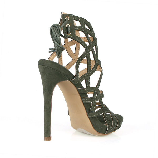 Fahrenheit Giselle's 13 Heel for $0.82 at THOKO PLACE