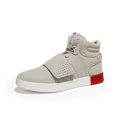 High Top Suade Casual Fashion Shoes for $0.59 at THOKO PLACE