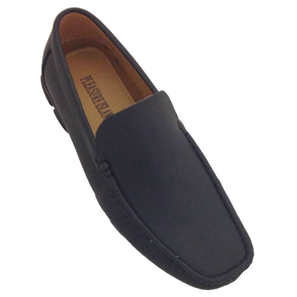 Pleasure Island Men's Casual Driving Moccasins for $0.65 at THOKO PLACE