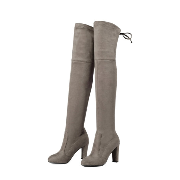Over The Knee High Heel for $0.58 at THOKO PLACE