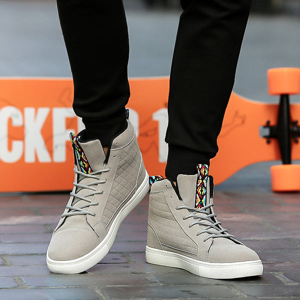 High-vamp Men Casual Shoes for $0.49 at THOKO PLACE