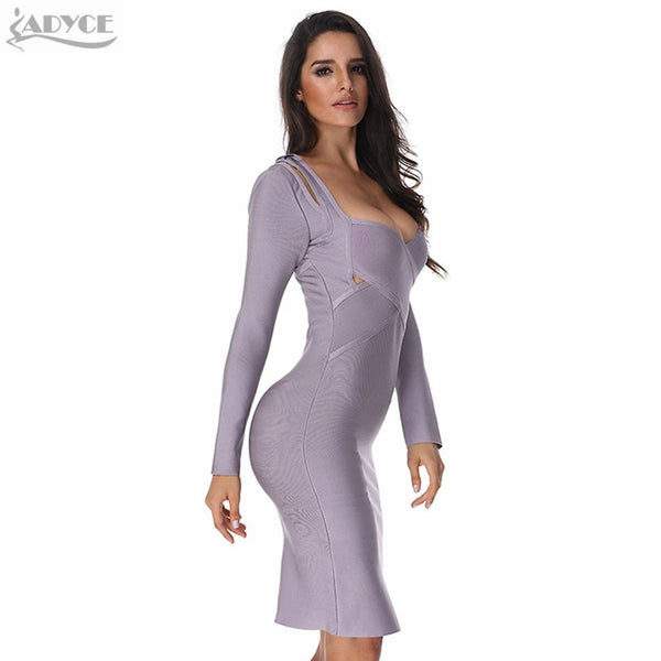 Evening Party Bandage Dress for $0.70 at THOKO PLACE