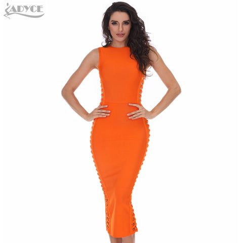 Spring Dress Women Runway Bodycon Dress for $0.39 at THOKO PLACE