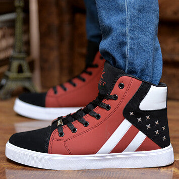 Unisex Casual Lace Up Shoes for $0.44 at THOKO PLACE