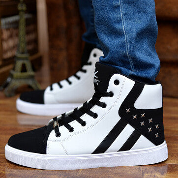 Unisex Casual Lace Up Shoes for $0.40 at THOKO PLACE