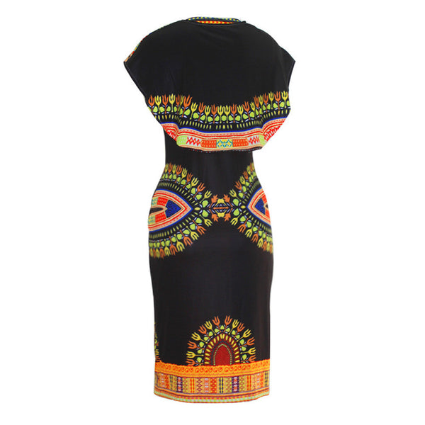 Traditional Dashiki Dress for $0.20 at THOKO PLACE