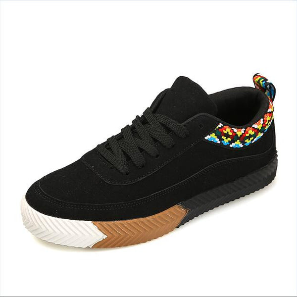 Men Fashion Casual Lace Up Shoes Casual for $0.60 at THOKO PLACE