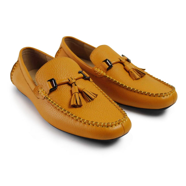 Handmade Men Moccasins for $2.49 at THOKO PLACE