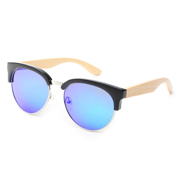 Handmade Men Bamboo Sunglasses