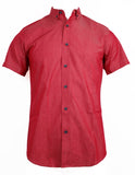 Camisa M/C Flash Rojo