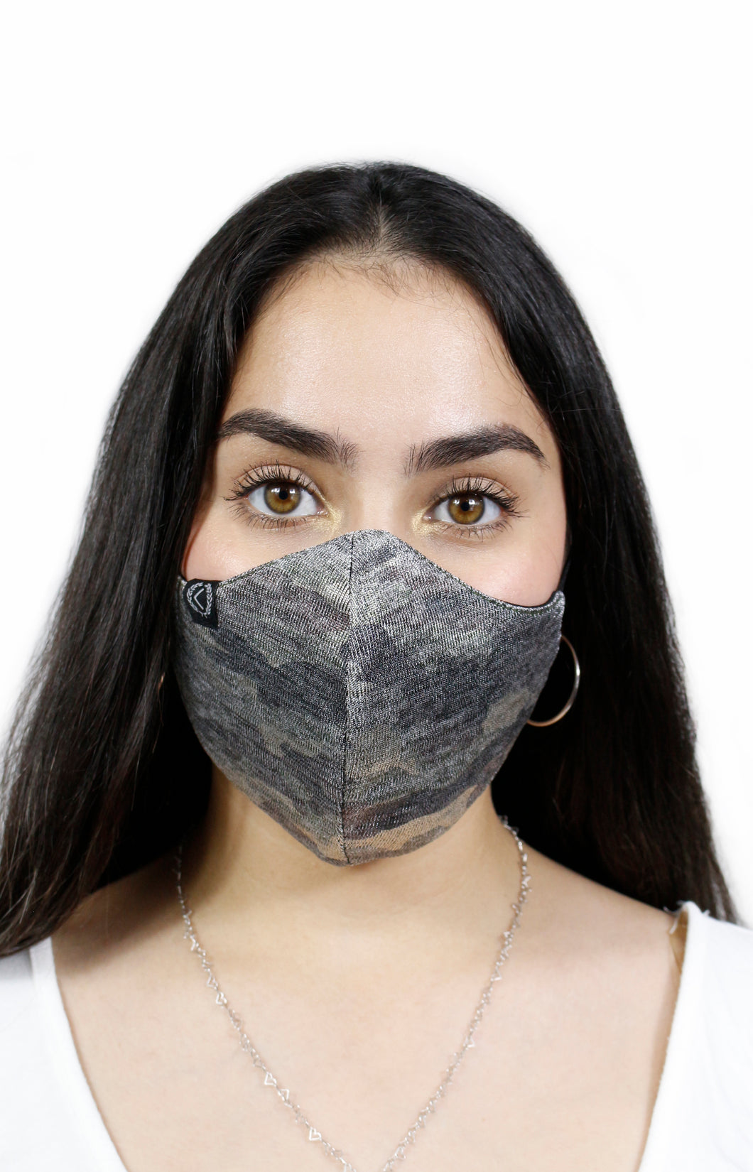 Face Mask Gloss Camo