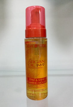 Style and Shine Mousse
