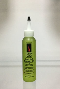 Anti Itch Growth Oil