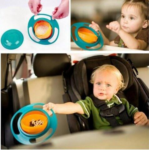 2017 Innovative Spill Proofed Kids Gyro Bowl 2.0