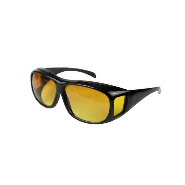 HD Vision Wrap Around Day and Night Sunglasses DUO