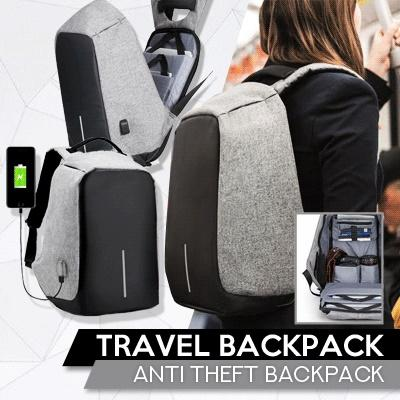Anti Theft  Backpack & 15inch Laptop  Travel Bag