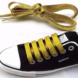 Golden Thread Luxury Shoe Laces