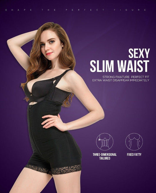 Seamless Hi Waist Body Shaper