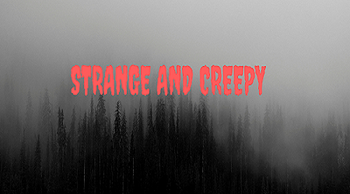 The Official Strange & Creepy Store!