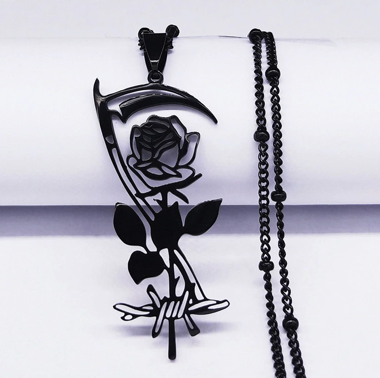Halloween Pendant Necklaces