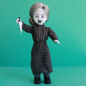 "Living Dead Dolls Psycho Alfred Hitchcock 11"" Figure"