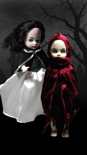 No Box Living Dead Dolls Snow White & The Evil Step Mother