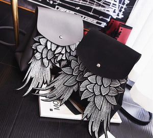 Angel Wings Backpack Purse